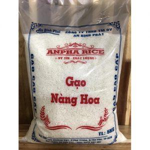 Gạo Nàng Hoa AnPha Rice