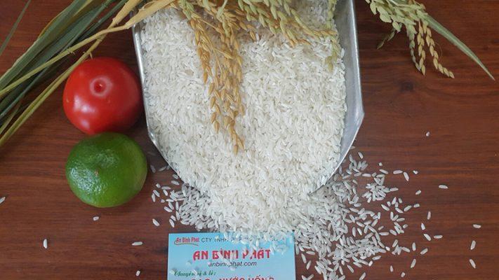 gạo tám thơm