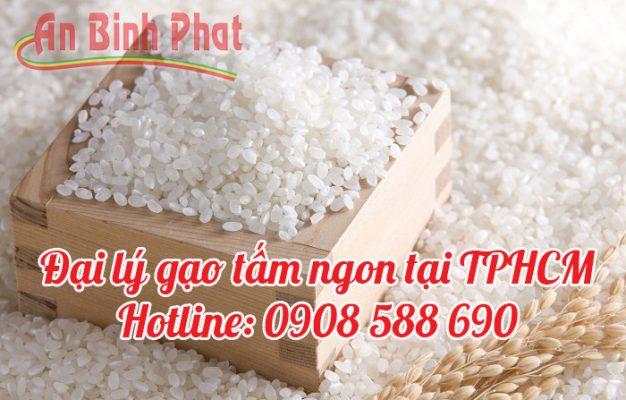đại lý gạo tấm tại TPHCM