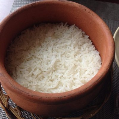 gạo nấu cơm niêu