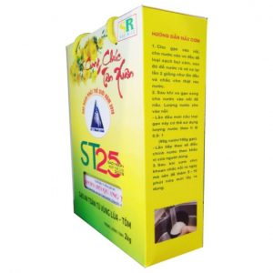 Gạo ST25 lúa tôm hộp 2kg
