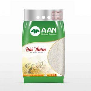 Gạo Đài Thơm A AN túi 5kg