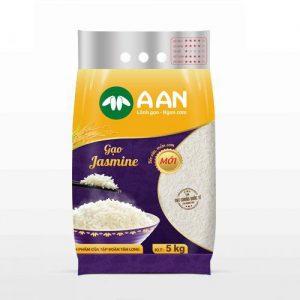 Gạo Jasmine A AN túi 5kg