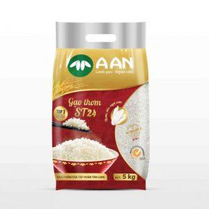 Gạo thơm ST25 AAN túi 5kg